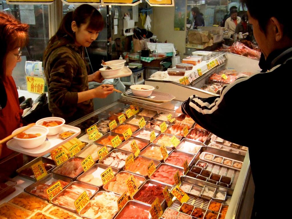 「釧路和商市場」的圖片搜尋結果